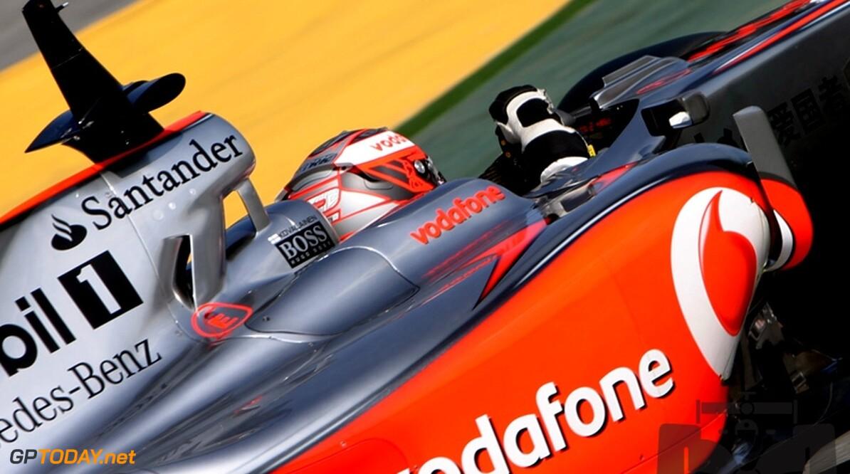 Jerez dag 4: McLaren toont teken van leven