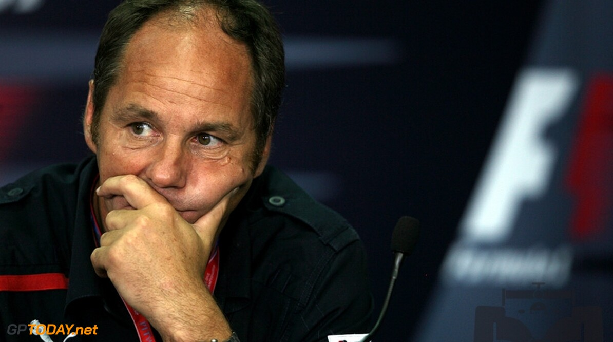 I haven't spoken either to Ferrari or McLaren - Berger