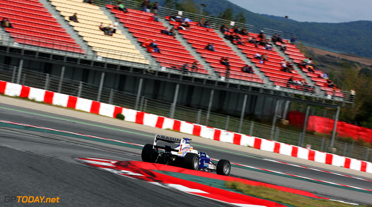 Jeroen Slaghekke test volgende week in Barcelona in de Formule 2