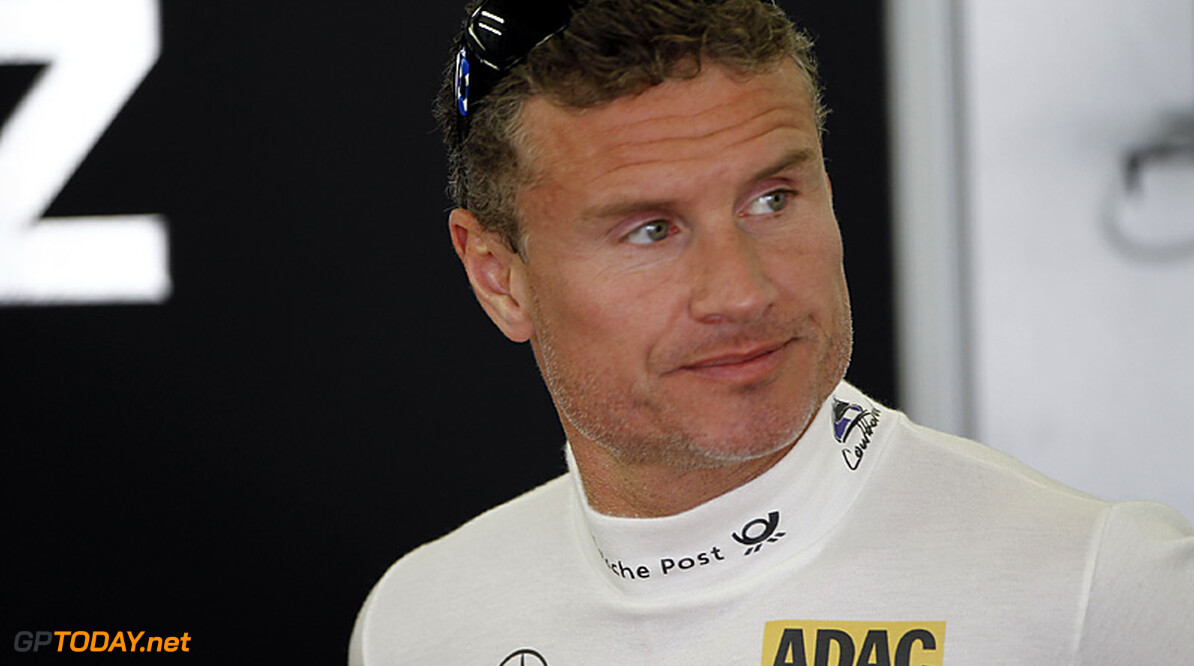 Coulthard zegt deelname aan Race of Champions 2012 toe