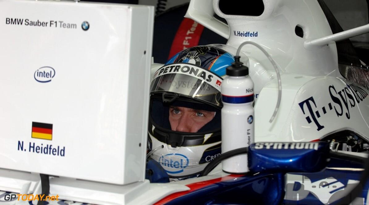 Gemengde gevoelens bij BMW Sauber na kwalificatie