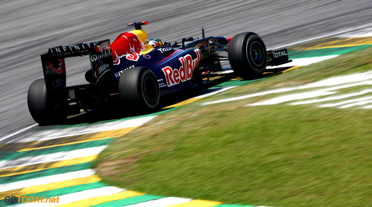 Sebastian Vettel met nieuw record naar pole position op Interlagos
