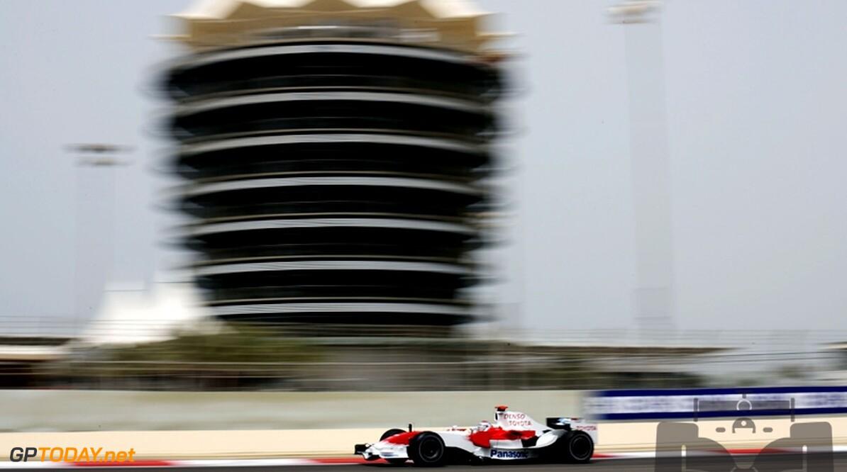 <b>Historie:</b> Bahrein 2006: alles was anders dan anders