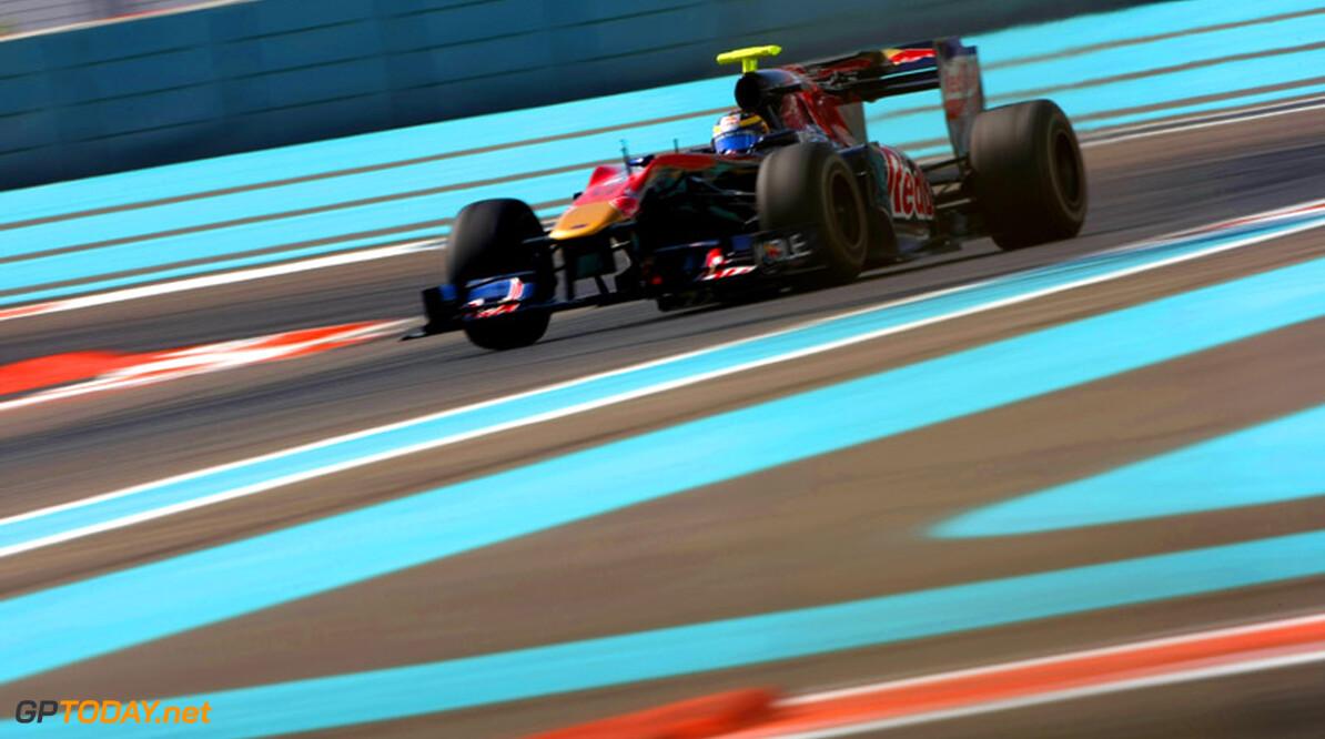 Toro Rosso vraagt 200.000 dollar voor plek bij young drivers-test