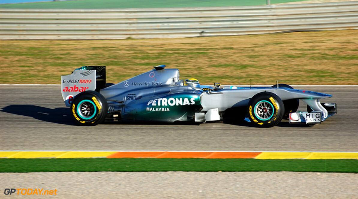 """Mercedes GP: """"We kunnen de banden niet de schuld geven in 2011"""""""