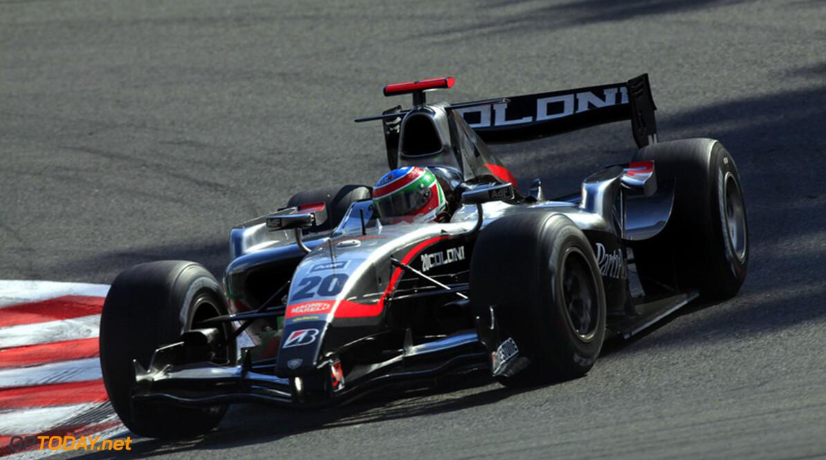 Lotus wijst Arabadzhiev en Gonzalez aan voor young driver-test