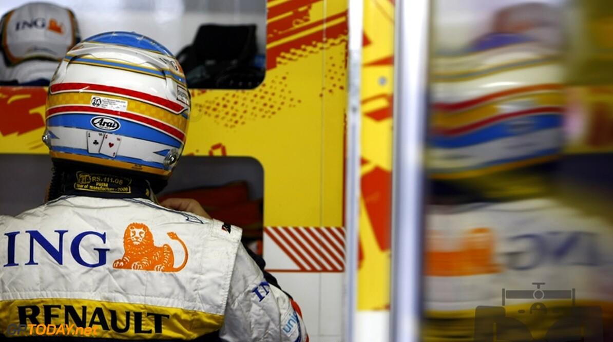"""Alonso: """"Standaardmotor zou reden zijn om te stoppen"""""""