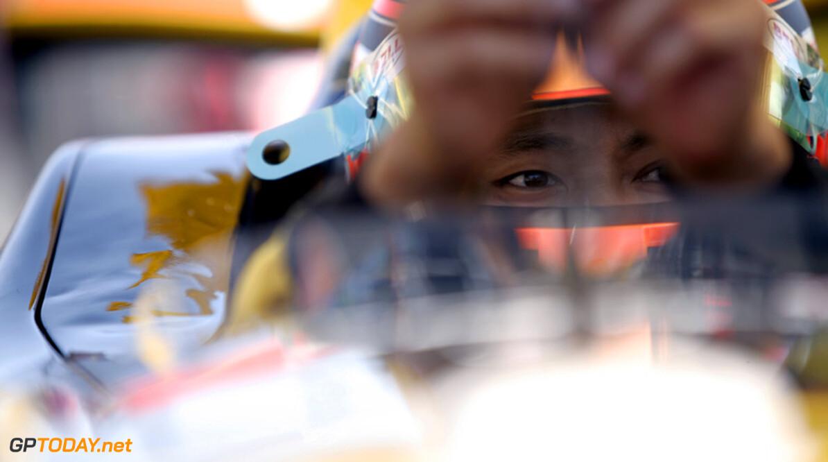 Renault ruimt vooralsnog geen vrijdagtraining in voor Tung