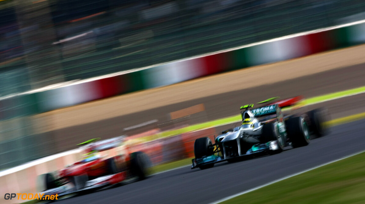 Mercedes GP ontwikkelt variant op F-duct in de voorvleugel