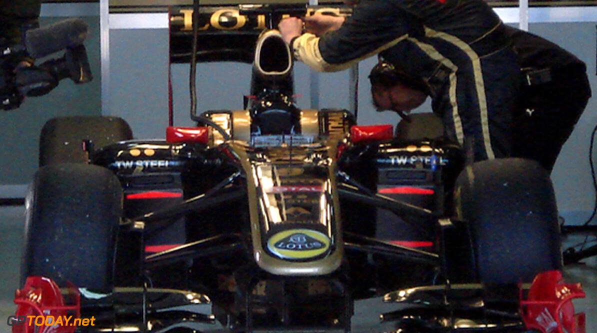 <b>Exclusief:</b> Spyshots Lotus Renault R31