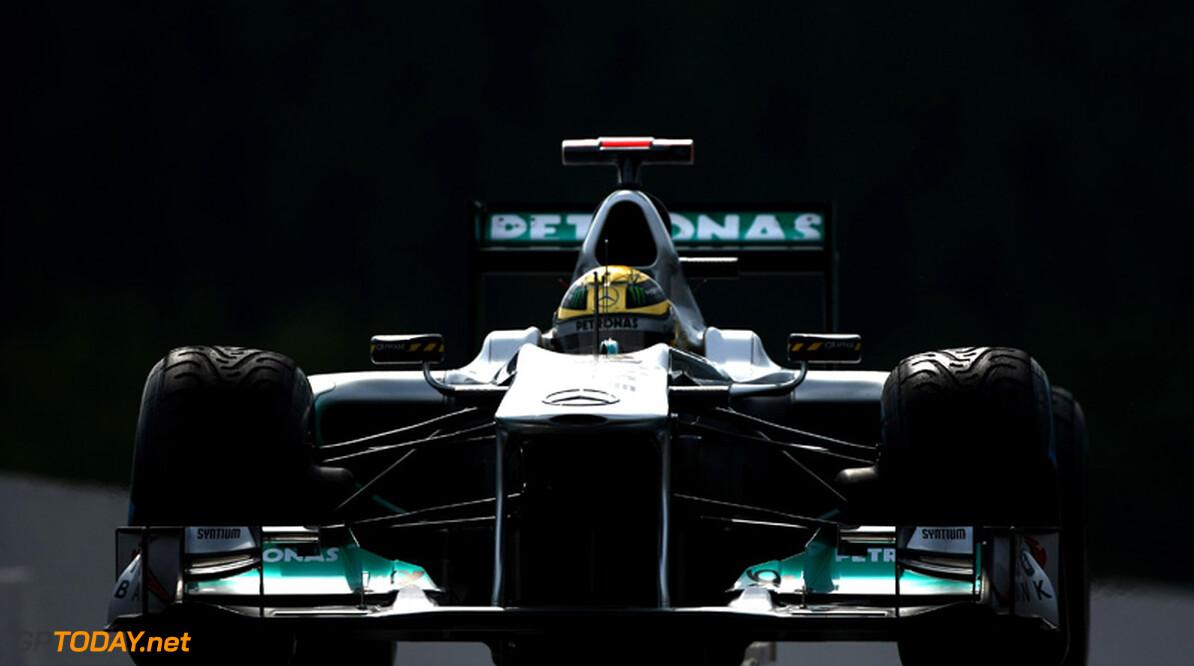 """Schumacher: """"Bandenkeus was cruciaal voor goed resultaat"""""""
