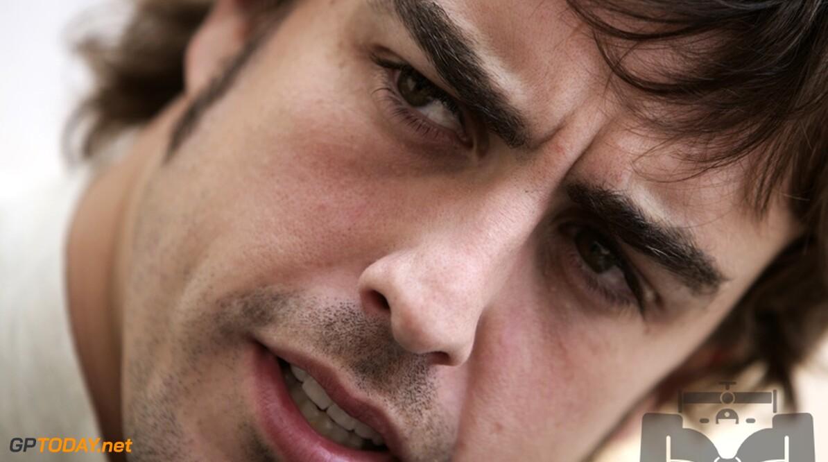 """Alonso: """"BMW Sauber was nooit echt een optie"""""""