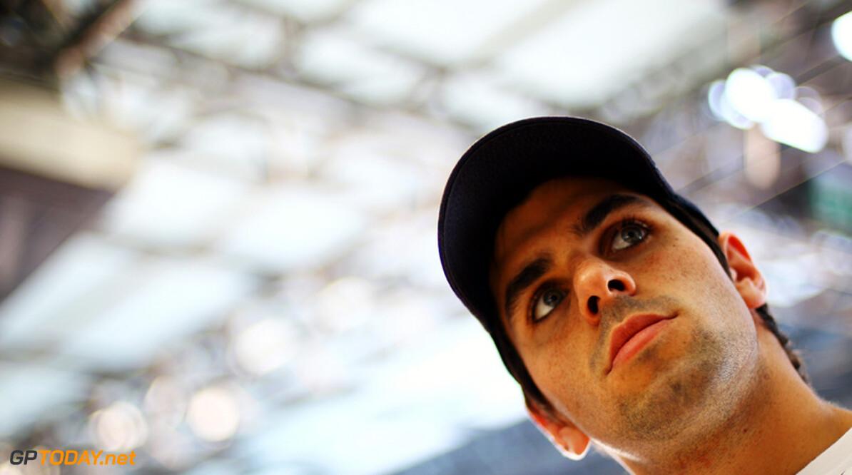 Alguersuari to skip 2012 races to regain fitness