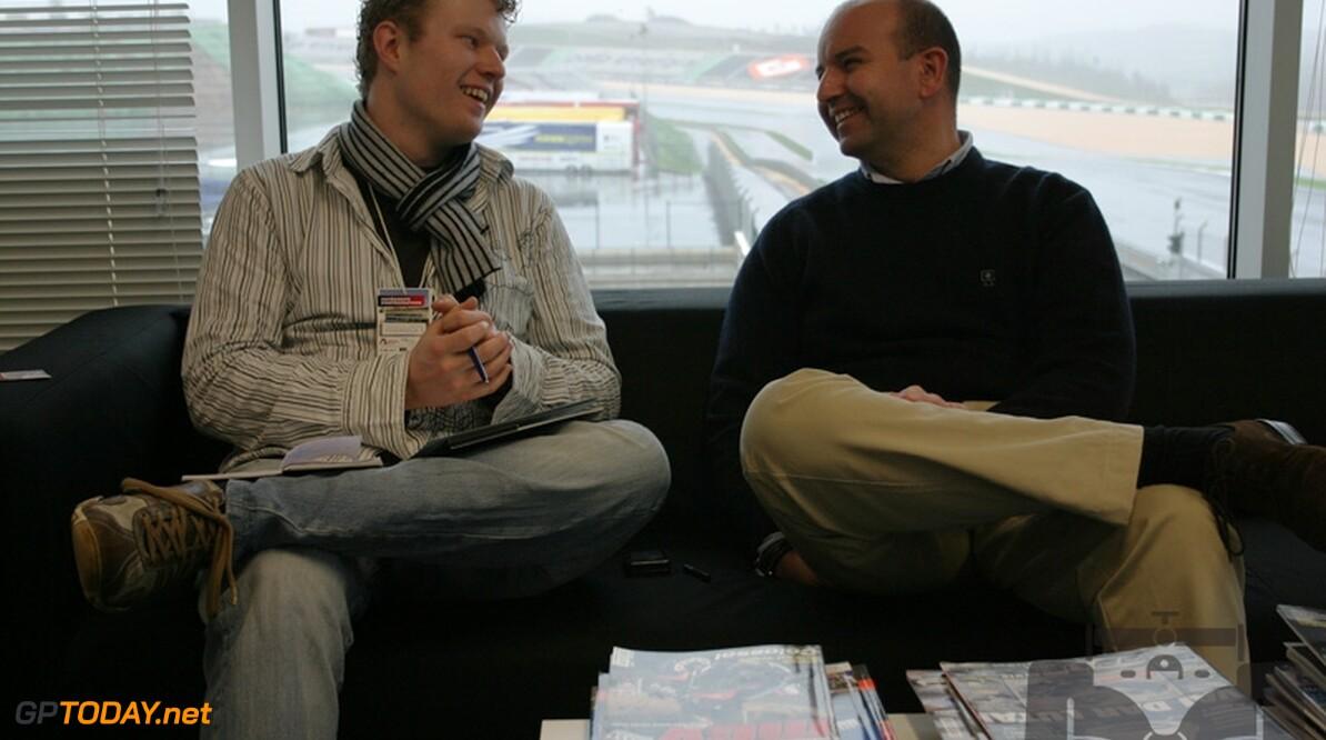Exclusief interview met circuitdirecteur Algarve