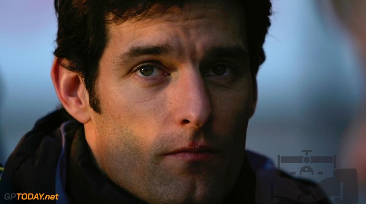 Mark Webber niet zeker van zijn plek bij Red Bull Racing
