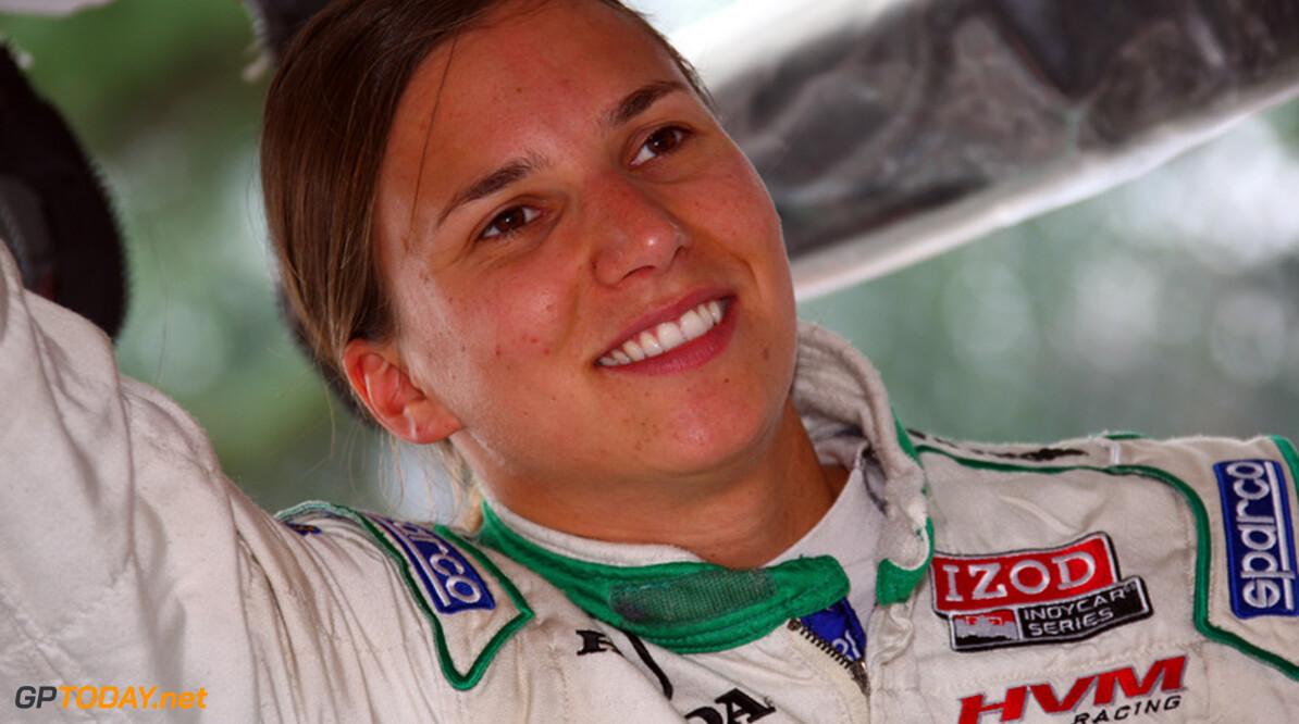 KV Racing contracteert Simona de Silvestro voor 2013