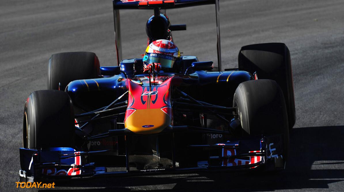 Buemi onder de indruk van eerste blik op nieuwe Toro Rosso