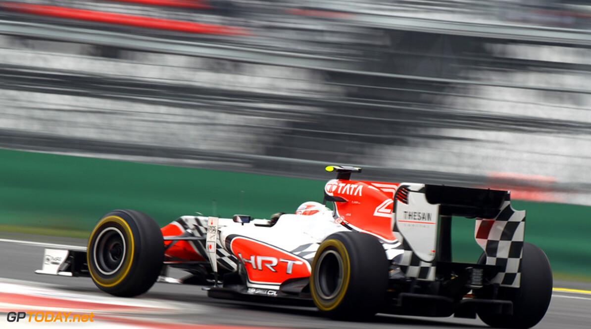 HRT neemt in 2012 versnellingsbakken en KERS af van Williams