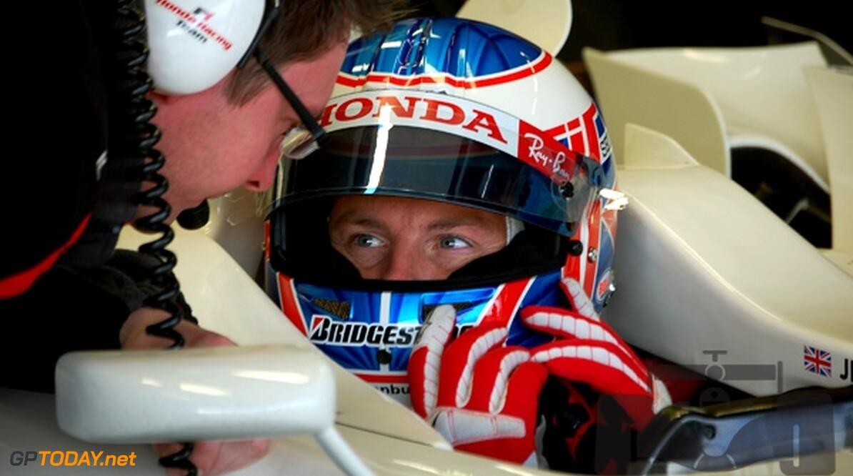 Button verwacht geen races te winnen in 2008