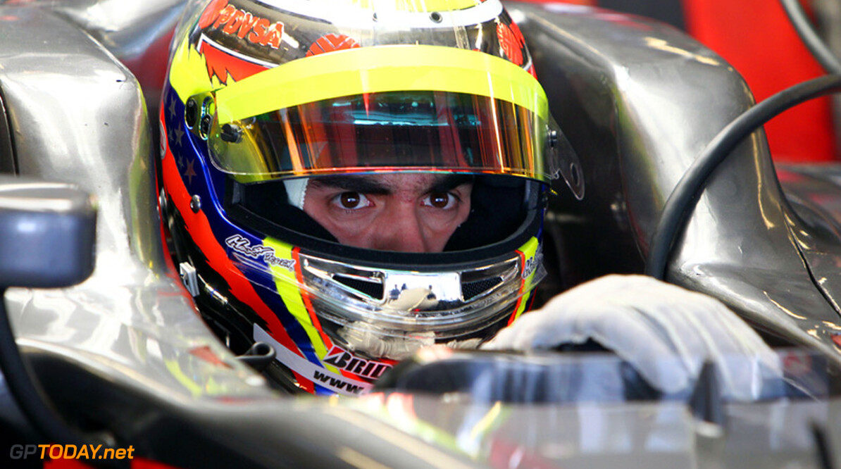 Maldonado opgetogen over eerste testdag met Hispania Racing