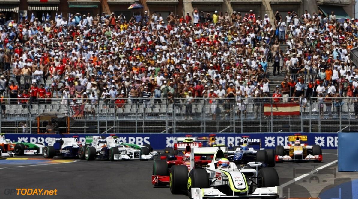 Startgewichten Grand Prix van België