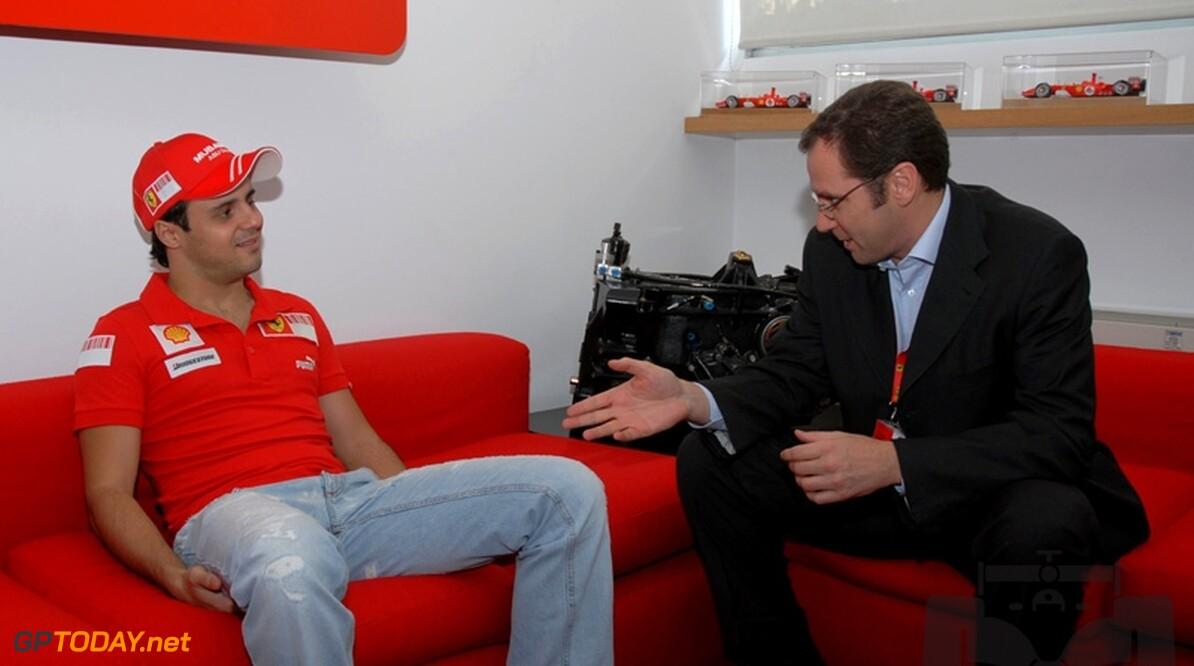 Massa krijgt groen licht voor test, racen in Abu Dhabi uitgesloten