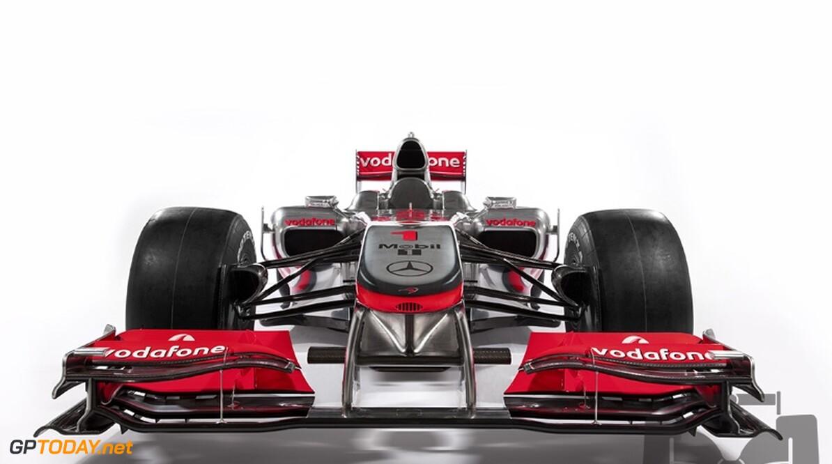 McLaren met update in Melbourne op jacht naar Ferrari en Red Bull Racing