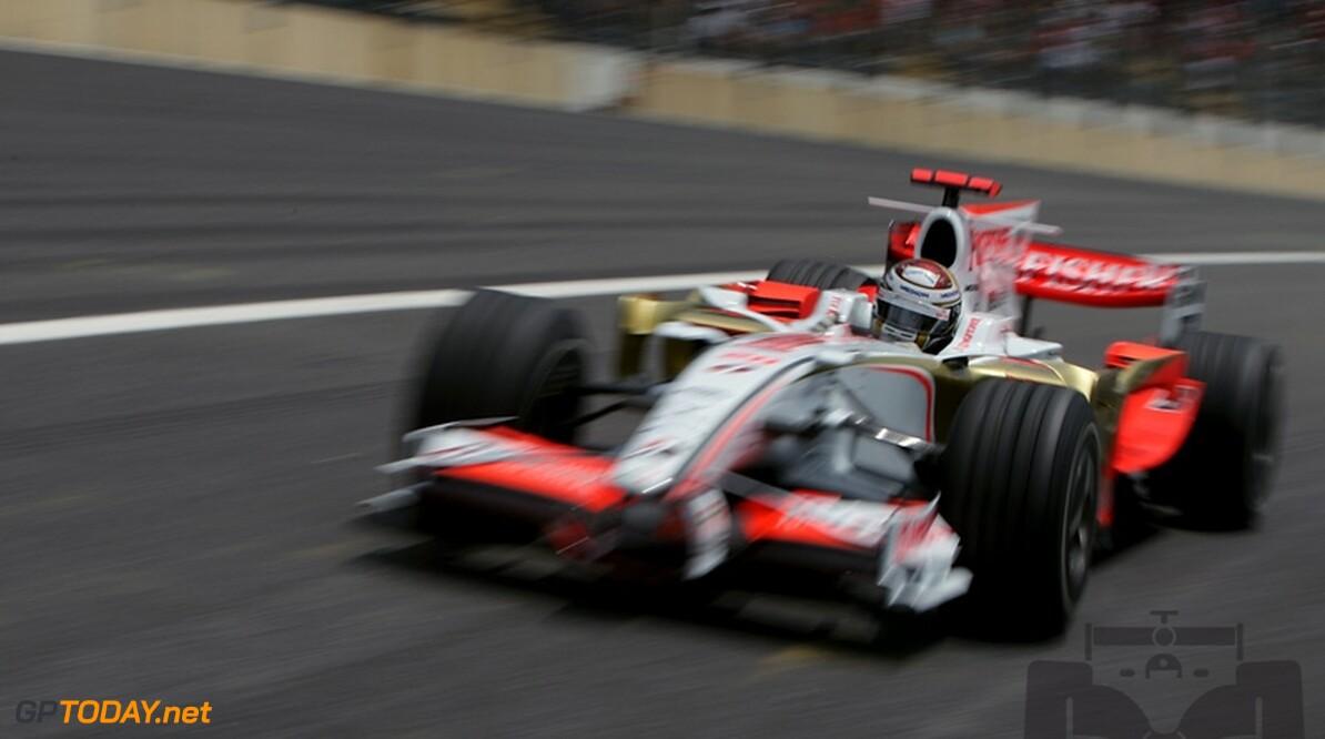 Force India test niet voor maart 2009