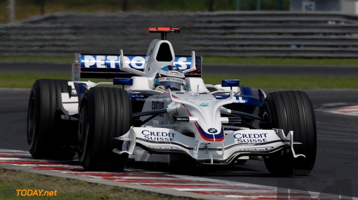 Stuck adviseert BMW Sauber om Heidfeld te vervangen