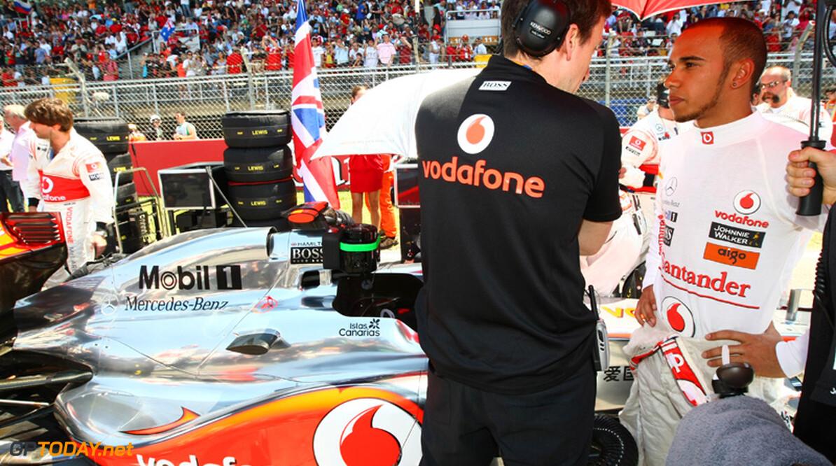 """Hamilton: """"Banden zullen voor inhaalacties zorgen in Monaco"""""""