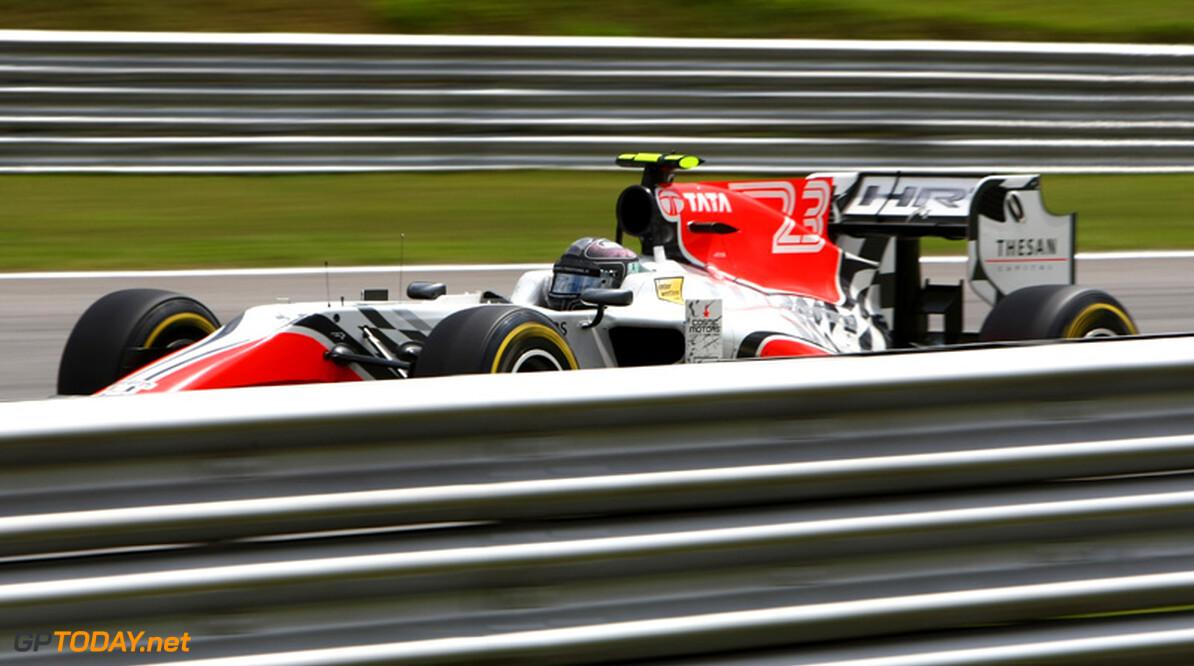 Hispania Racing heeft weinig haast met benoemen van tweede coureur
