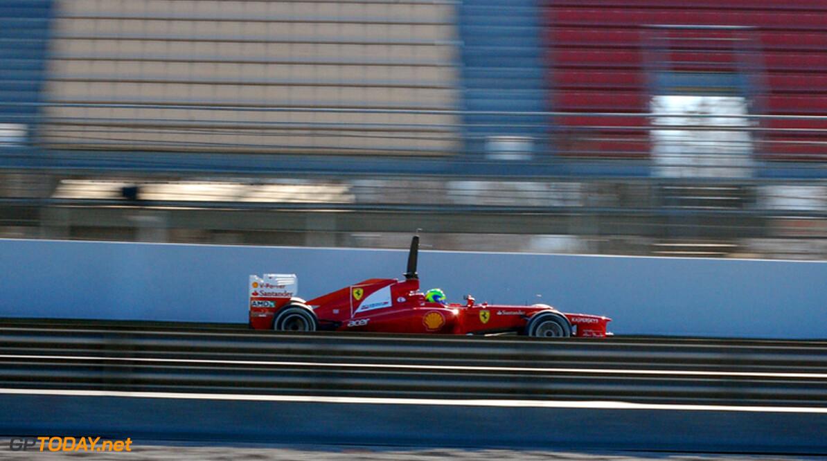 Ferrari worstelt met raamwerk om banden te laten functioneren