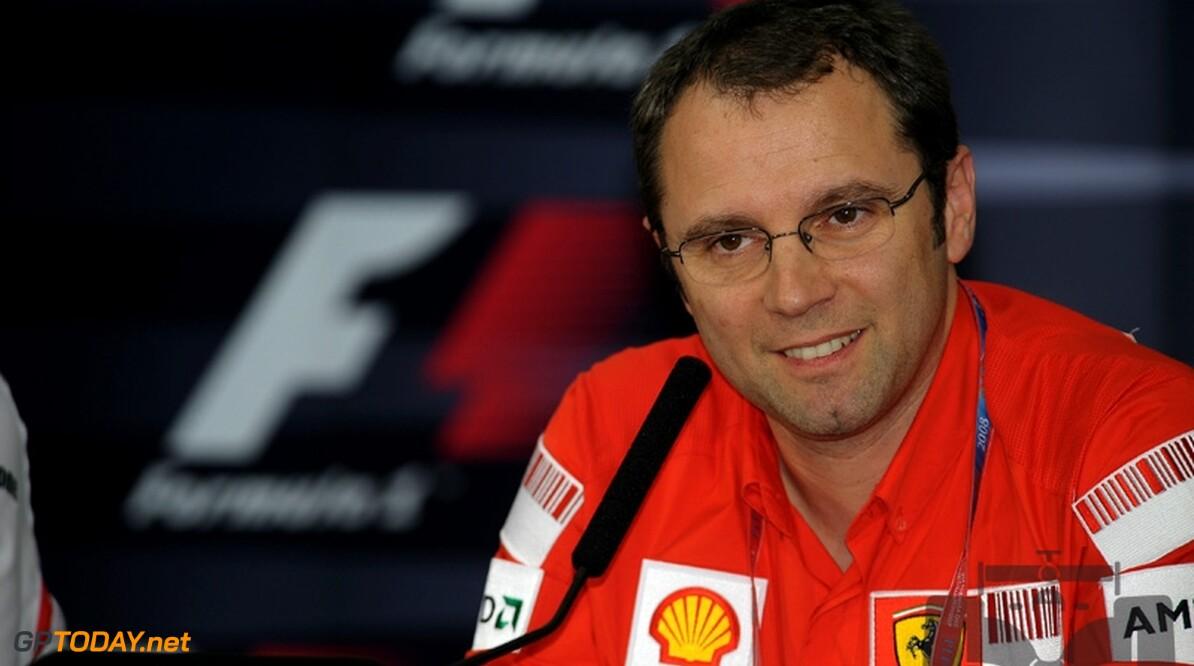 """Ferrari-teambaas: """"De concurrentie zit ons op de hielen"""""""