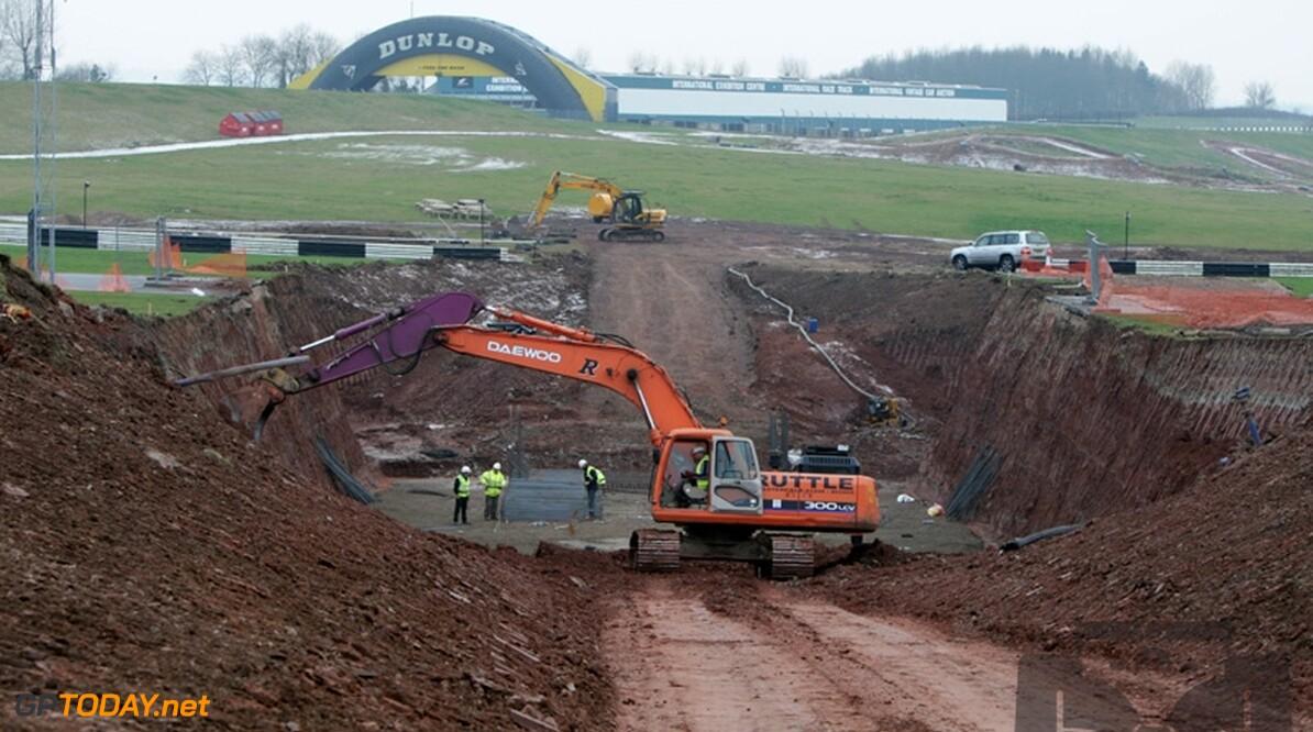 Curators hoopvol voor Grand Prix op Donington Park in 2011