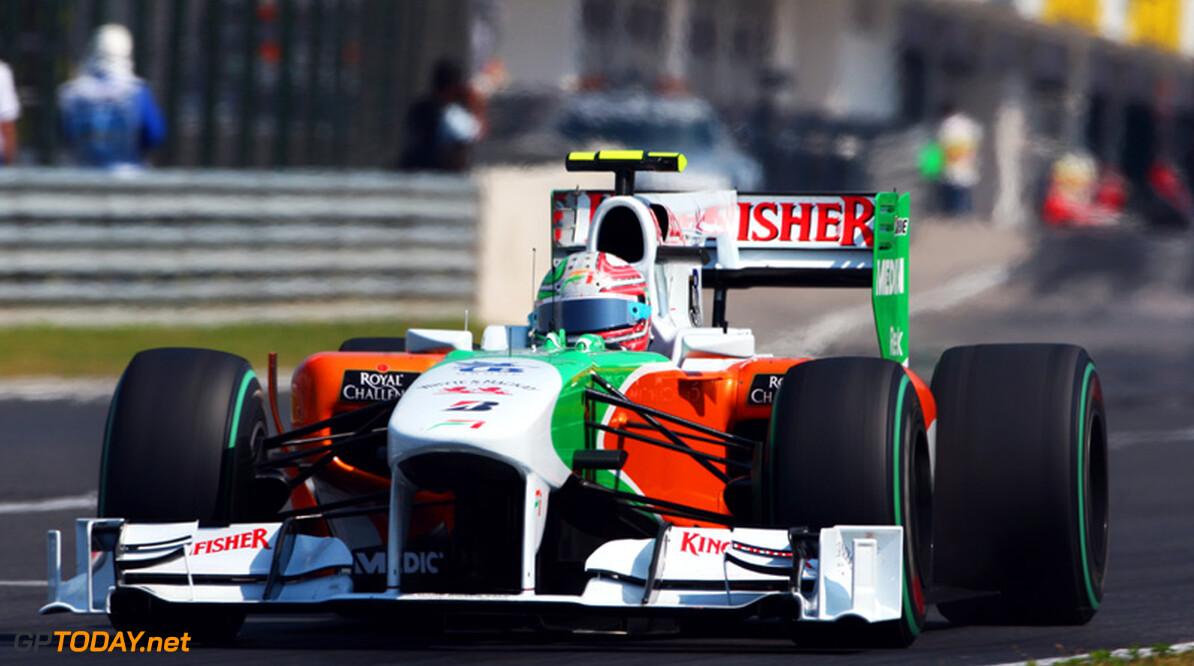 Force India gaat zesde plaats met hand en tand verdedigen