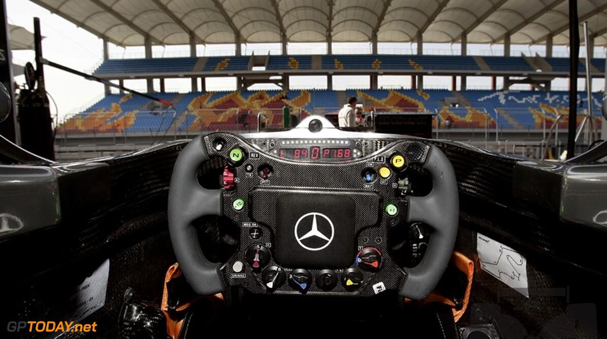 McLaren gebruikt innovatief stuurwiel voor meer tractie