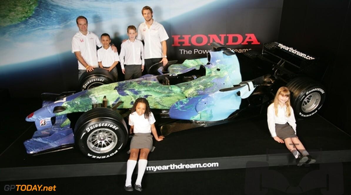 Honda wint eerste prijs met Earth-car