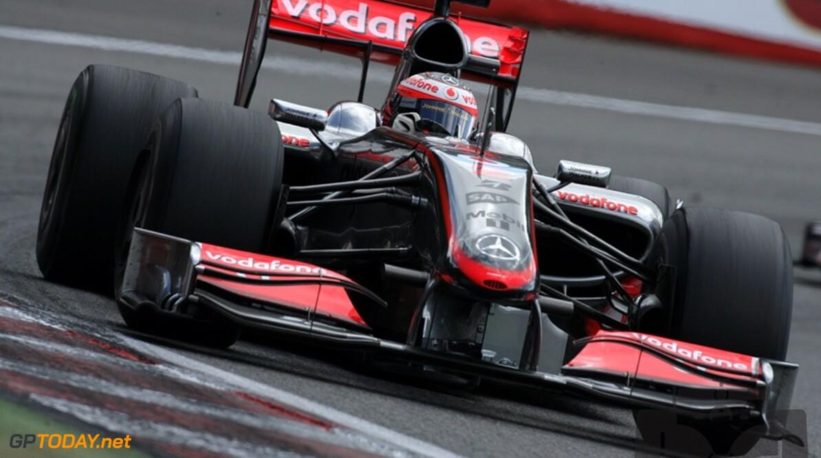 """McLaren: """"KERS een groot voordeel voor Monza"""""""
