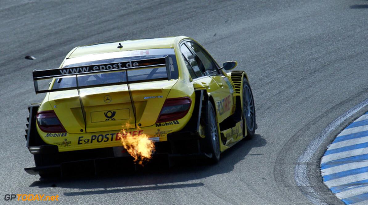 Mercedes geeft David Coulthard geen nieuwe auto voor 2011