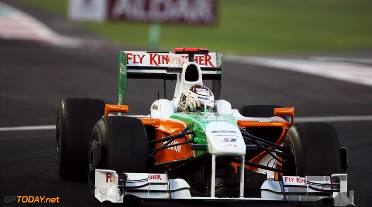 Force India licht optie en wacht nu op Sutil