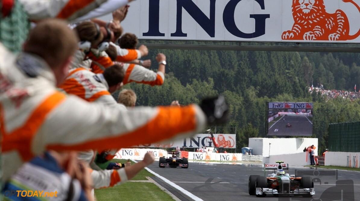"""Adrian Sutil: """"Force India zal dominantie niet herhalen"""""""