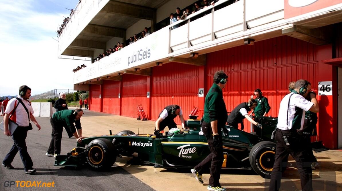 Kovalainen ontevreden over voorbereiding en Lotus T127