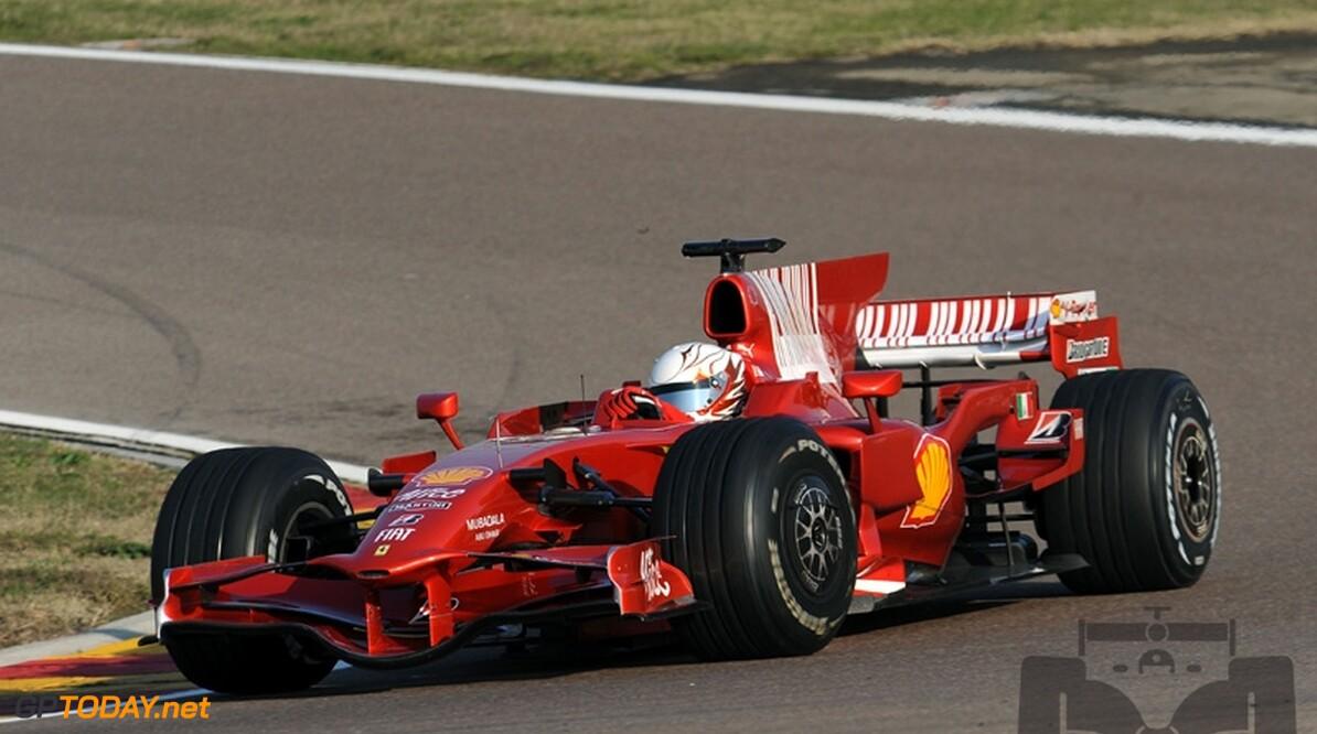 Piscopo geniet na van Formule 1-debuut bij Ferrari