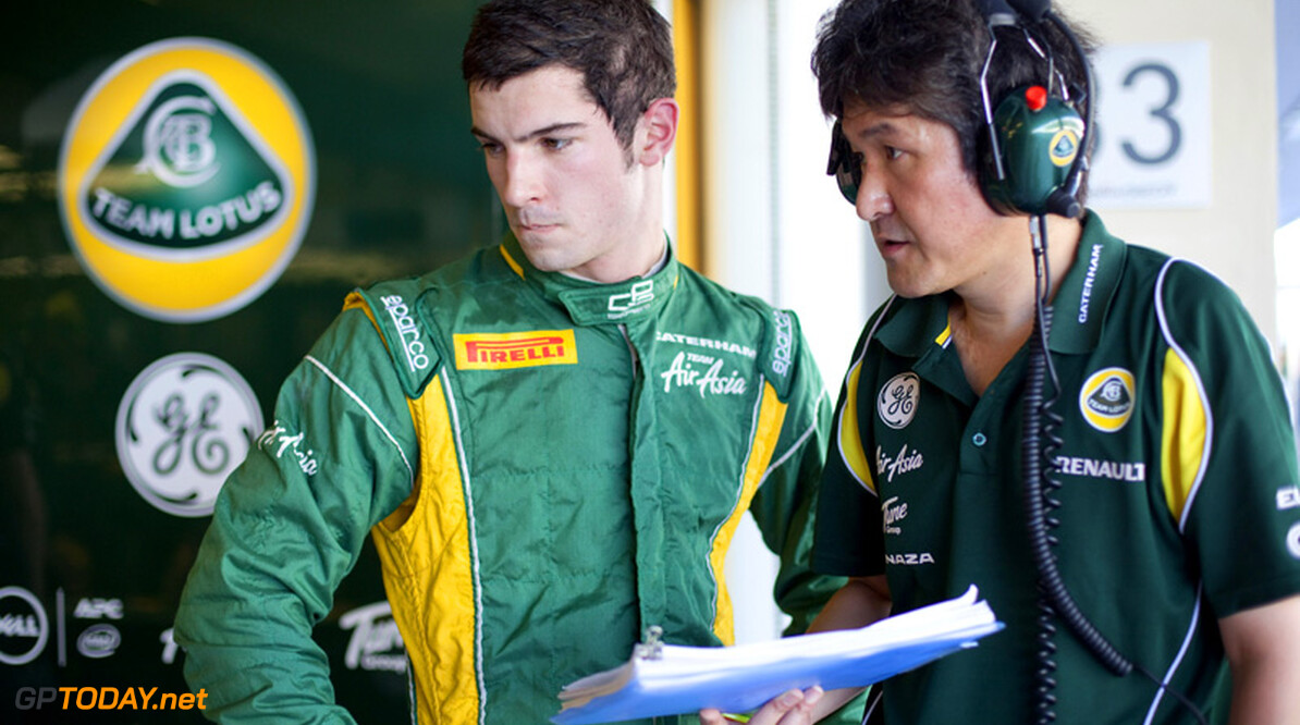 Caterham picks up Alexander Rossi as new test driver