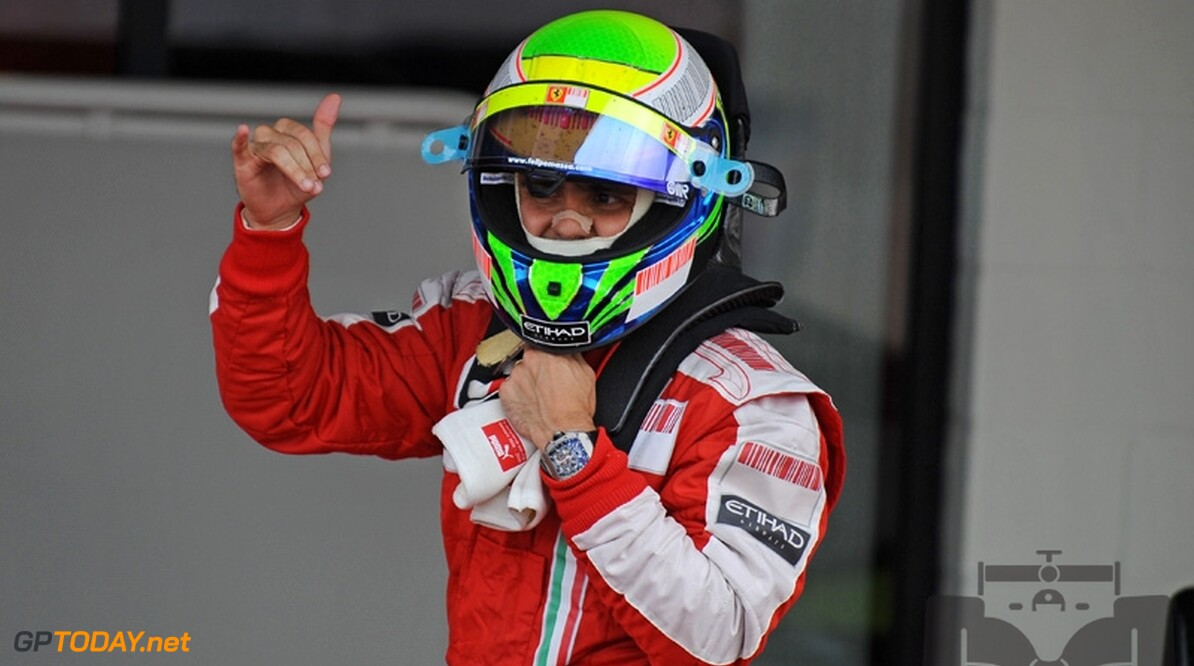 "Massa: ""Alonso niet beter dan Raikkonen of Schumacher"""