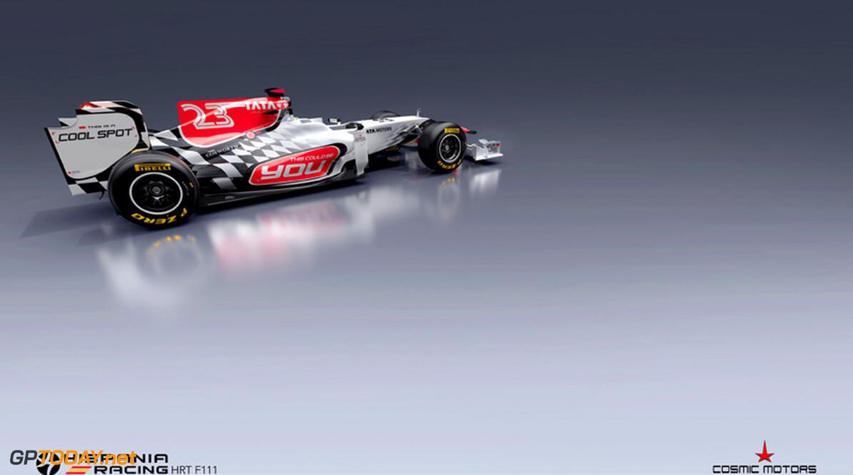 HRT presenteert vrijdagmiddag nieuwe F111