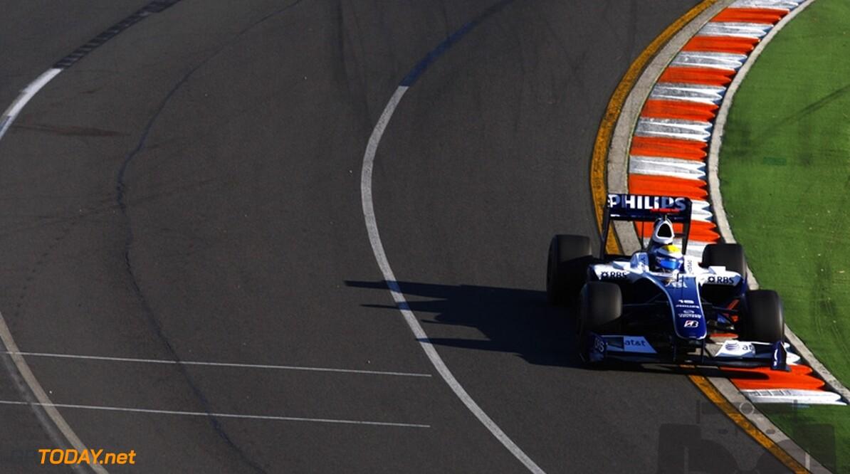 Williams ontslaat volledige testteam