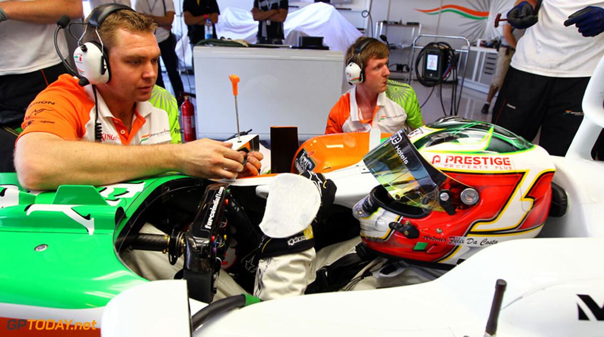Da Costa probeert Formule 2 uit met oog op 2011