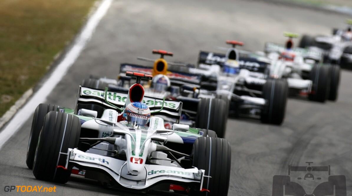 Jenson Button baalt na tegenvallende race