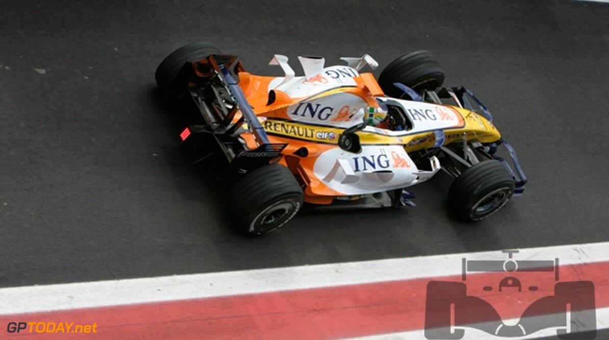 Kovalainen en Fisichella toch nog bedankt door Renault